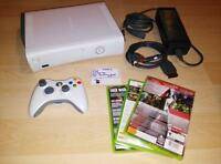 Xbox 360 60gb System With Controller & $20 Towards Games Ottawa Ottawa / Gatineau Area Preview