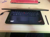 "Lenovo Thinkpad Yoga 12"" intel i5 convertable with SYLUS"