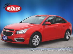 2016 Chevrolet Cruze Limited 1LT Includes: Remote Start, Clim...