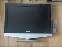 Samsung HD TV 26""