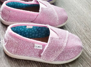 Pink Sparkly Shoes - Size 7