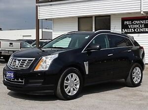 2015 Cadillac SRX Luxury AWD Peterborough Peterborough Area image 2