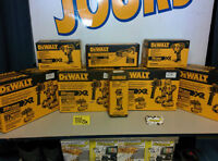 LIQUIDATION KIT DRILL DEWALT 20 V XR 4 AMPERES BRUSHLESS