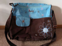 baby boy diaper bag and baby carrier