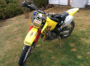DRZ-400 Enduro Cross