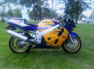 2000 SUZUKI GSXR 600 All star SRAD
