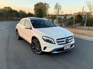 2014 Mercedes-Benz GLA-Class X156 GLA200 CDI DCT White 7 Speed Sports Automatic Dual Clutch Wagon Darra Brisbane South West Preview