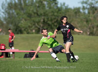 Tuesday Coed Outdoor Drop-In Soccer