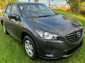 2016 Mazda CX-5 KE1072 Maxx SKYACTIV-Drive FWD Grey 6 Speed Sports Automatic Wagon Berrimah Darwin City Preview