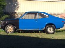 1976 Mazda 808 / Rx3 Coupe + Parts Bracken Ridge Brisbane North East Preview