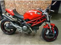 Ducati Monster 696 +ABS