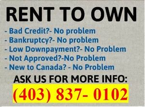 TIME 2 GET OUT OF THE RENTAL RAT RACE? OWN 4 LESS WITH ZERO DOWN