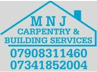 M N J Carpentry and Building Services