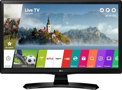 Monitor TV 28 pollici HD Ready DVB T2 SMART TV Internet TV Wifi LG 28MT49S ITA