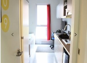 Furnished studio for students! All utilities included!
