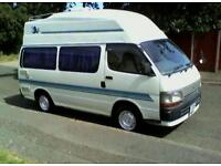 Toyota HiAce Campervan £5,500 ONO