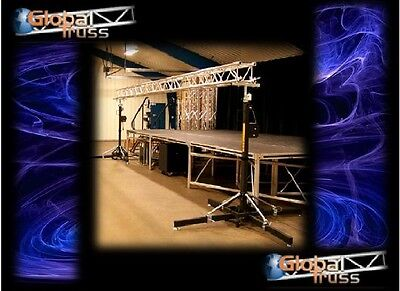 Global Truss ST 157 ST157 Stand & Truss Package 24'6