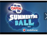 x8 Capital's Summertime Ball Tickets - Amazing seats!