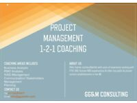 Project Management Skills 1-2-1 Coaching