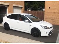 Ford Focus ST 2 2.5 Turbo 09 plate