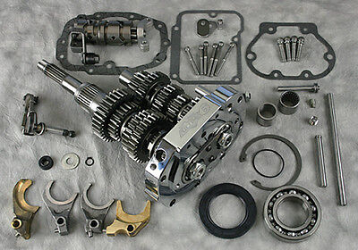 Ultima 6-Speed Transmission Builders Kit for Harley Six Speed Transmission