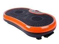 REDUCED: BTM New Crazy Fit Vibration oscillating Massage Plate Power