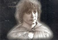 2008 Topps Lord of the Rings Masterpieces Foil Art Insert Set