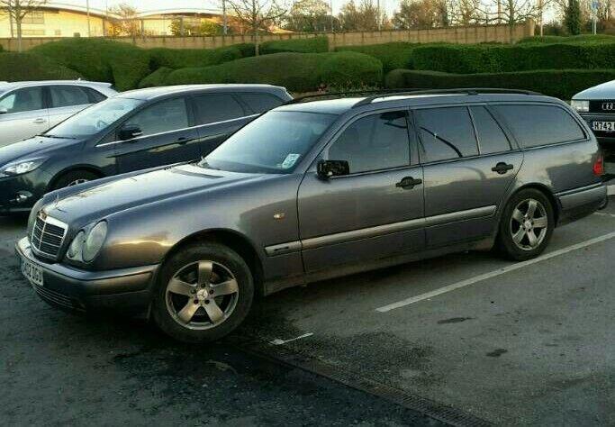 Breaking for spares Mercedes E300 W210 Turbo diesel OM606 E300td Estate  wagon 1999 | in Preston, Lancashire | Gumtree