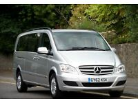 7 Seater in Fantastic Condition Mercedes-Benz Viano 2.2 CDI Ambiente Long