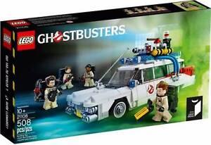 Lego 21108 Ghostbusters Ecto-1 Cusoo Ideas (NEW) [RETIRED SET] Mundoolun Logan Area Preview