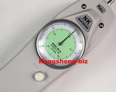 Nk-10n Analog Push Pull Gauge Dial Mechanical Force Gauge Meter Tester