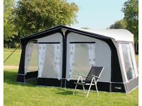 Camp tech caravan awning size 10