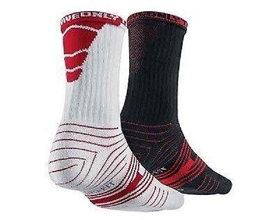 Nike Performance Gepolstert Fußball Socken Stil SX4562-962 SX 12-15 XL 2 Paar (Nike Performance Socken Gepolstert)