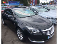 Vauxhall Insignia2.0 CDTi [140] ecoFLEX Elite Nav [Start Stop] (FULL LEATHER+SAT