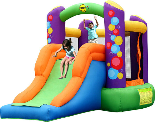 6 safety tips when using a bouncy castle ebay for Aire de jeu gonflable piscine