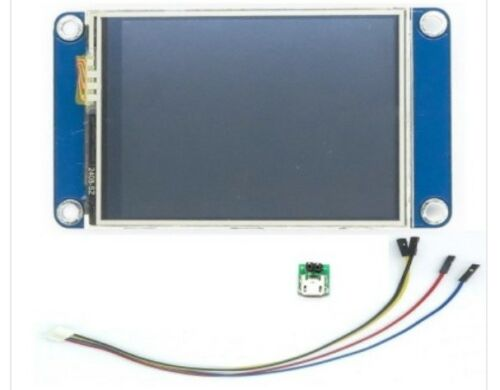 """2.4"""" Nextion UART HMI TFT LCD Display Module with touchscreen"""