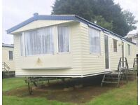 For sale £7,995 static caravan inc free insurance, South Devon, pet friendly