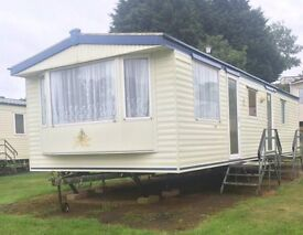 cheap static caravan for sale £11,995 includes free insurance, Torbay, Devon, pet friendly