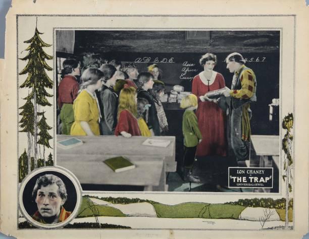 OLD MOVIE PHOTO The Trap Lobby Card Dagmar Godowsky