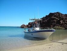 Southwind  fishing/diving boat Baynton Roebourne Area Preview