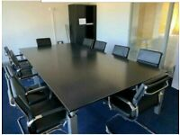 Reduced for a week only Boardroom/meeting/conference table (Seats 16) £1200