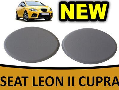 HEADLAMP HEADLIGHT WASHER JET COVER CAP SEAT LEON II 2 FR CUPRA LEFT LH * NEW *