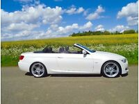 Bmw 320d Msport convertible