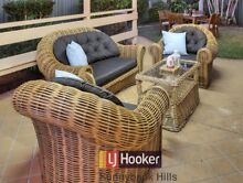 Outdoor sofa lounge suit Sunnybank Hills Brisbane South West Preview
