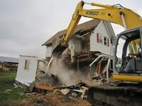 DEMOLITION SERVICES AND GENERAL LABOUR