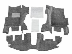 BedRug Packaged Floor Covering Kits For 1997 - 2014 Jeep Wrangle
