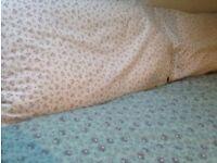 BARGAIN!! Kingsize Duvet cover+ Pillowcases