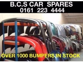 VAUXHALL ASTRA. MK 5. Front. Bumper. Silver. Black. Red. Blue. Ask