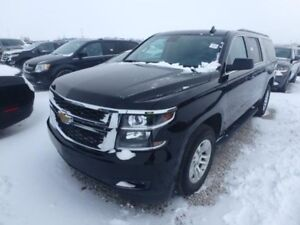 2017 Chevrolet Suburban LT Leather, Navigation and DVD