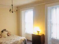 Large furnished bedroom to let in Kilmarmock